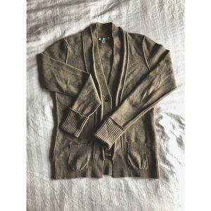 Autumn Cashmere button up cardigan
